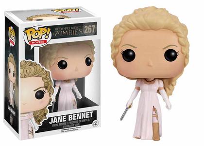 Giocattolo Action figure Jane Bennet. Pride, Prejudice & Zombies Funko Pop! Funko