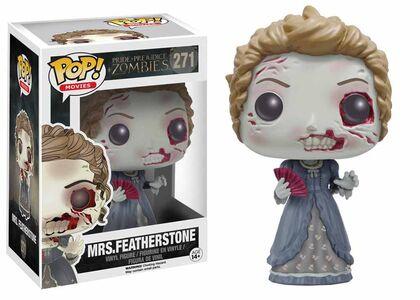 Giocattolo Action figure Mrs Featherstone. Pride, Prejudice & Zombies Funko Pop! Funko