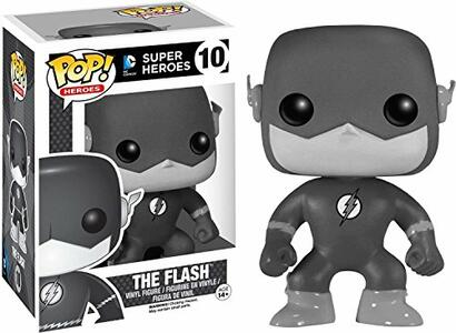 Funko POP! Heroes. Black and White Series. The Flash.