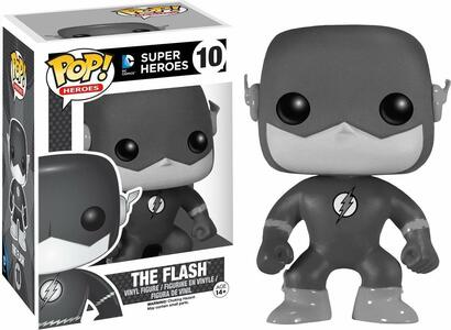 Funko POP! Heroes. Black and White Series. The Flash. - 4