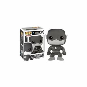 Funko POP! Heroes. Black and White Series. The Flash. - 5