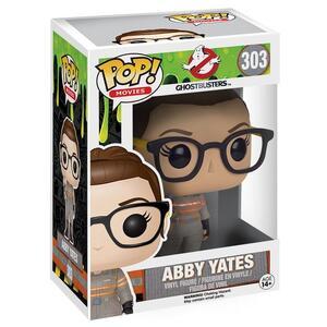 Funko POP! Movies. Ghostbusters 2016. Abby Yates - 2