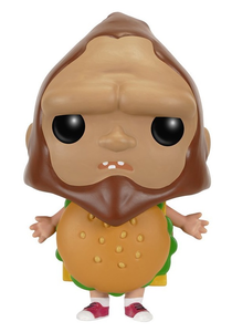Giocattolo Funko Pop! Animation. Bob's Burgers. Beefsquatch (vfig) Funko 1
