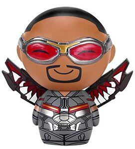 Giocattolo Action figure Falcon. Capitan America Civil War Funko Dorbz Funko