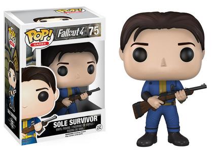 Giocattolo Action Figure Vault Dweller. Fallout 4 Funko Pop! Funko 1