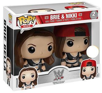 Funko POP! WWE Superstars. Brie & Nikki Bella 2-Pack - 4
