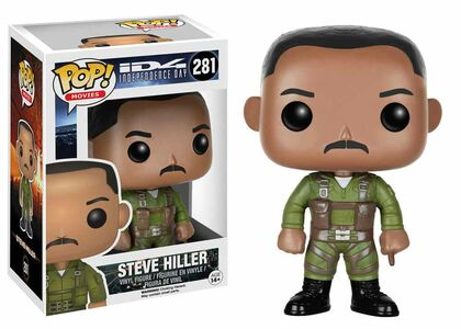 Giocattolo Action figure Steve Hiller. Independence Day Funko Pop! Funko