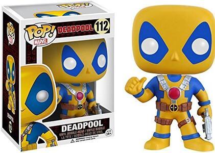 Funko POP! Marvel. Deadpool Yellow Costume.