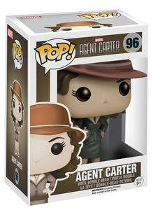 Funko POP! Marvel. Agent Carter. Sepia. Limited Ed. - 4