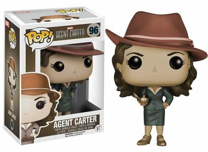 Funko POP! Marvel. Agent Carter. Sepia. Limited Ed. - 6