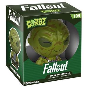 Giocattolo Action figure Super Mutant. Fallout Funko Dorbz Funko 0