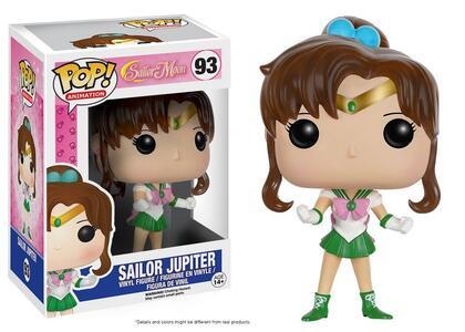 Funko POP! Animation Sailor Moon. Sailor Jupiter - 3