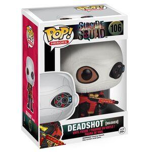 Giocattolo Action figure Deadshot Masked. Suicide Squad Funko Pop! Funko 0