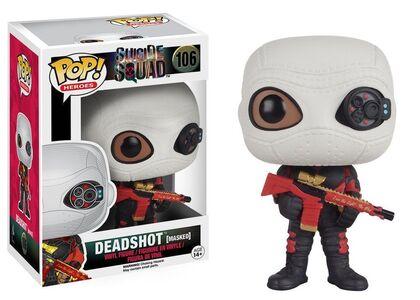 Giocattolo Action figure Deadshot Masked. Suicide Squad Funko Pop! Funko 1