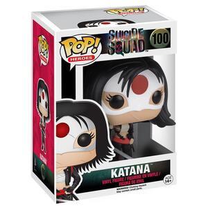 Funko POP! Movies. Suicide Squad. Katana - 2