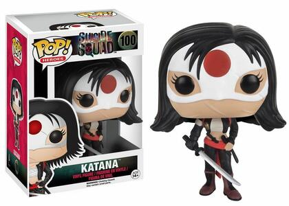 Funko POP! Movies. Suicide Squad. Katana - 3