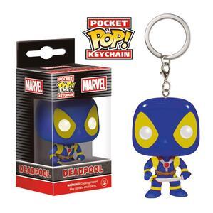 Funko Pocket POP! Keychain. Marvel. Deadpool X-Men Costume. - 4