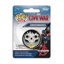 Funko POP! Pins. Captain America III. Civil War. Crossbones. Pin 3