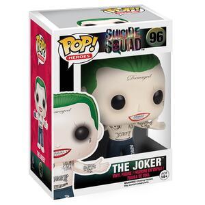 Funko POP! Movies. Suicide Squad. Joker