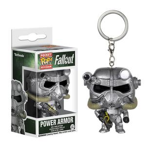 Giocattolo Portachiavi Power Armor. Fallout Funko Pocket Pop! Keychain Funko 0