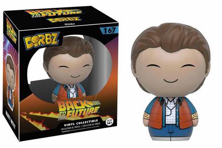 Giocattolo Action figure Marty McFly. Ritorno al Futuro Funko Dorbz Funko 0