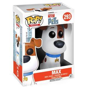 Funko POP! Movies. The Secret Life of Pets. Max. - 2