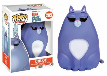 Funko POP! Movies. The Secret Life of Pets. Chloe. - 3