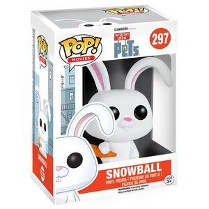 Giocattolo Action figure Snowball. The Secret Life of Pets Funko Pop! Funko 0