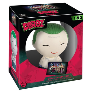 Giocattolo Action figure The Joker. Suicide Squad Funko Dorbz Funko 0