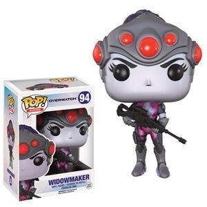 Funko POP! Games. Overwatch. Widowmaker. - 2