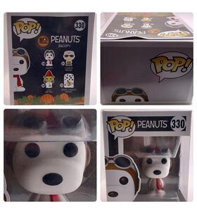Funko POP! Animation Peanuts. Halloween Peanuts Case of 8 - 4