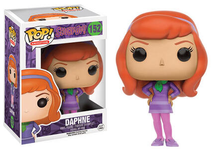 Funko POP! Animation. Scooby-Doo Daphne - 2