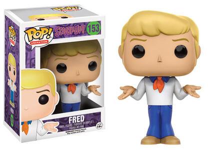 Funko POP! Animation. Scooby-Doo Fred