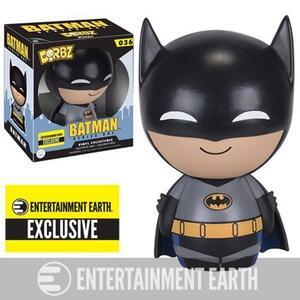 Action Figure Batman. Animated Series Batman Dorbz Vinyl . EE Ex