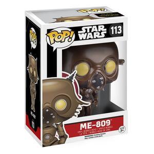 Funko POP! Star Wars Episode VII The Force Awakens. ME-809 Droid Bobble Head - 3