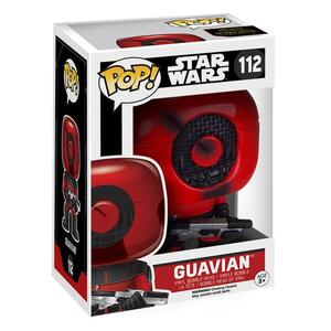 Funko POP! Star Wars Episode VII The Force Awakens. Guavian Bobble Head - 3