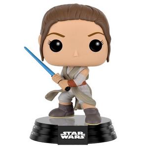 Giocattolo Action figure Rey (con spada laser). Star Wars Funko Pop! Funko 0