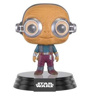 Giocattolo Action figure Maz Kanata. Star Wars Funko Pop! Funko 0