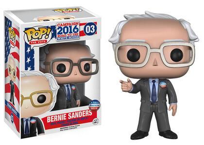 Funko POP! Campaign 2016. The Vote. Bernie Sanders. - 2