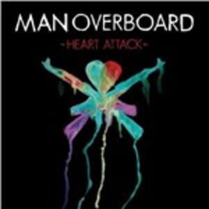 Heart Attack - CD Audio di Man Overboard