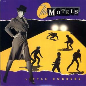 Little Robbers - CD Audio di Motels