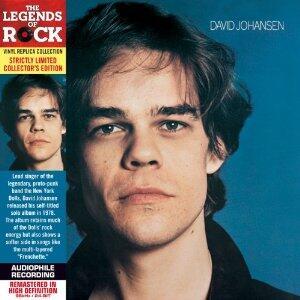 David Johansen - CD Audio di David Johansen