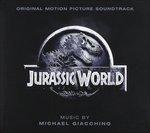 Cover CD Colonna sonora Jurassic World