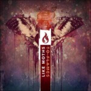 The Dying - Vinile LP + CD Audio di Like Moths to Flames