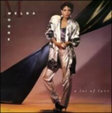 A Lot of Love (Expanded Edition) - CD Audio di Melba Moore