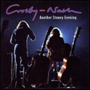 Another Stoney Evening - Vinile LP di David Crosby,Graham Nash