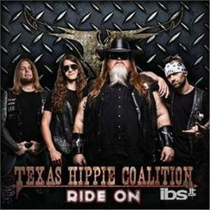 Ride on - CD Audio di Texas Hippie Coalition
