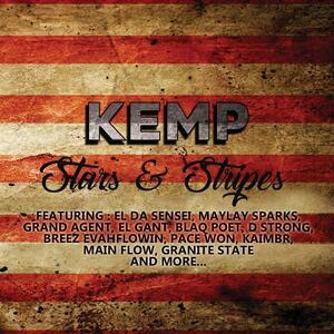 Stars & Stripes - CD Audio di Kemp