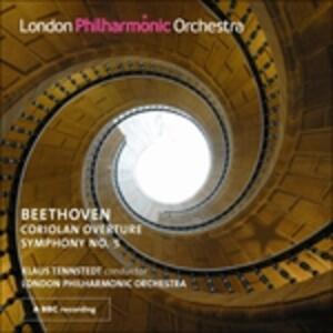 Symphony No.5 - CD Audio di Ludwig van Beethoven