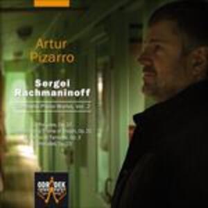 Complete Piano Works 2 - CD Audio di Sergej Vasilevich Rachmaninov